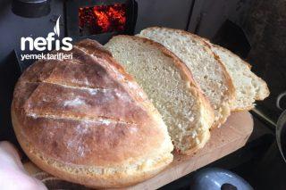 Evde Kolay Ekmek Tarifi Fırında Ekmek