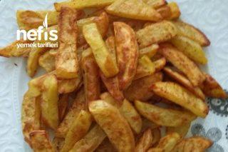 Fırında Kızarmış Patates Tarifi