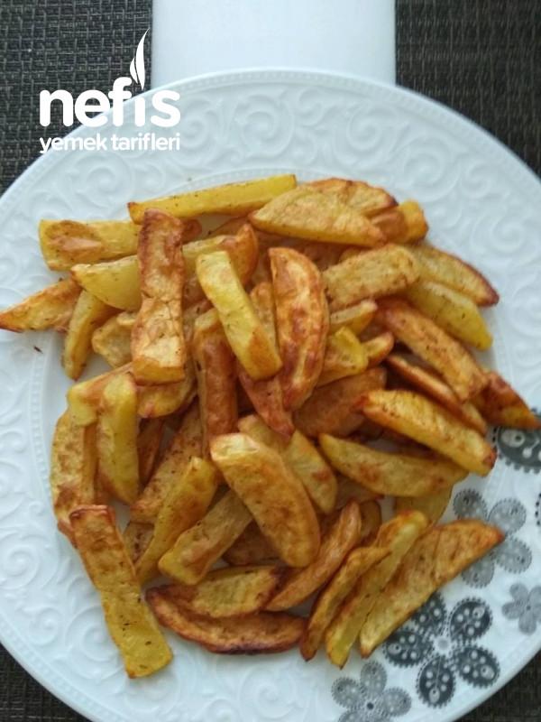 Fırında Kızarmış Patates