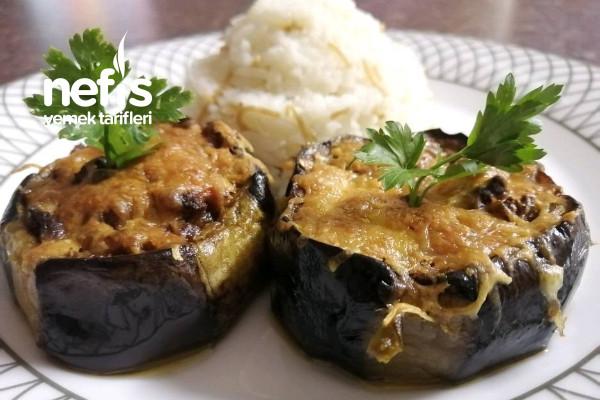 Kaşarlı Patlıcan Çanak Tarifi