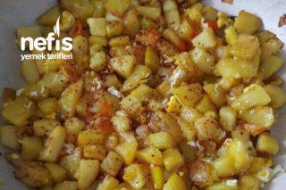 Patates Kavurması (Harika Bir Kahvaltılık) Tarifi