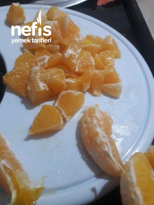 Portakallı Reçel