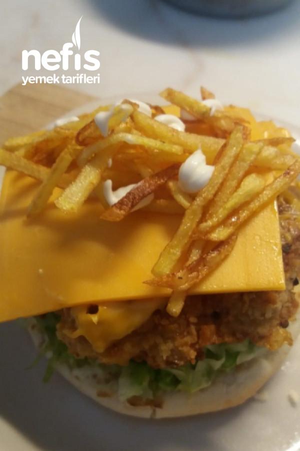 Şefin Tavuk Burgeri