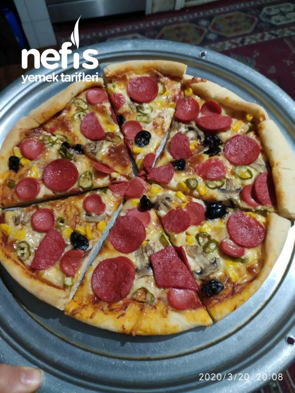 Tarif İsteten  Pizza