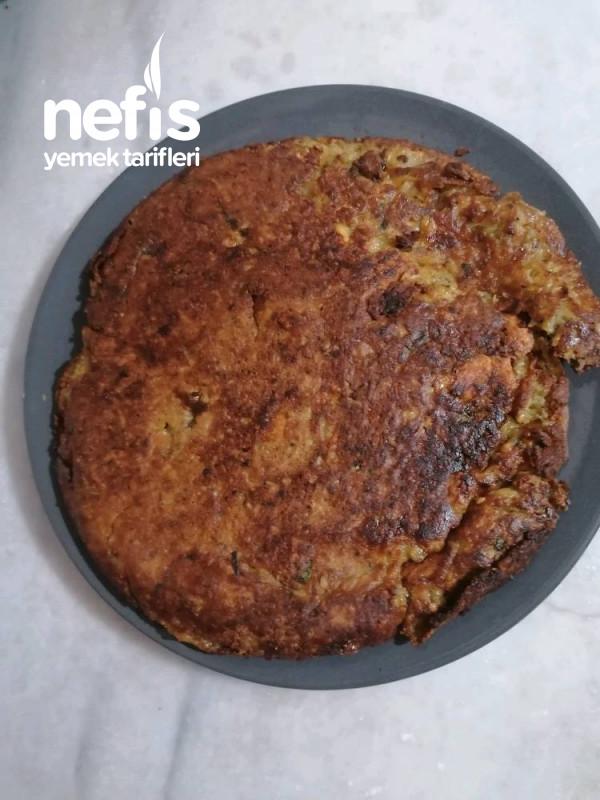 Tavada Pratik Patates Böreği