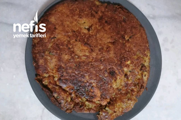 Tavada Pratik Patates Böreği Tarifi