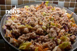 Ton Balıklı Salatası Tarifi