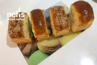 Yumoş Yumoş Yeni Bir Ekmek Tangzhong Japon Ekmeği Tarifi