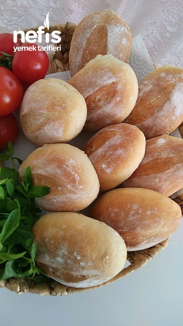 Akşam Yoğur Sabah Pişir Ekmek