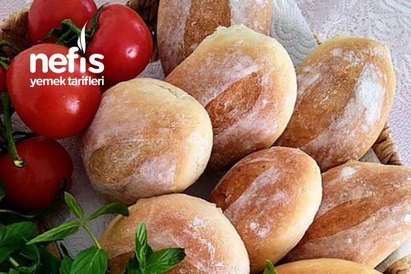 Akşam Yoğur Sabah Pişir Ekmek Tarifi
