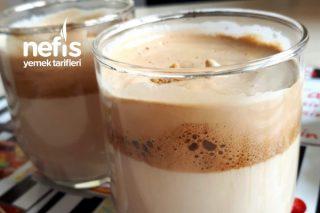 Evde Kolay Cappuccino Yapımı Tarifi