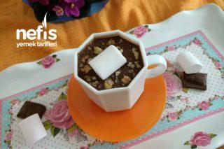 Evde Sıcak Çikolata Tarifi
