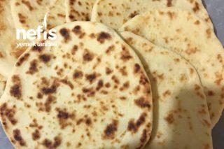 Hafif Yedikçe Yemek İsteyeceğiniz Tava Ekmeği Tarifi