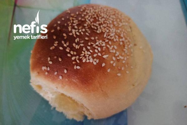 Hazırından Farksız Hamburger Ekmeği Tarifi