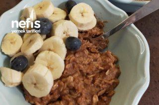 Kahvaltı İçin Yulaf Lapası Tarifi