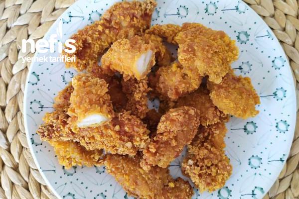 Muhteşem Lezzetiyle Çıtır Tavuklar