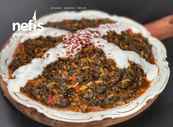 Nefiss Ispanak Yemeği