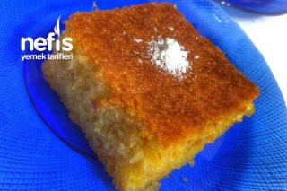Portakallı Revani (Böyle Lezzet Yok) Tarifi