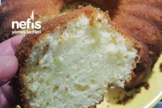 Sıvı Kremalı Limonlu Kek Tarifi