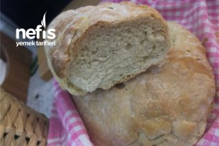 Yumuşacık Ufalmayan Ekmek Tarifi