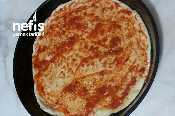 10 Dk Da Pizza Yapımı