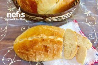 Çok Basit Evde Tepsi Ekmeği Tarifi