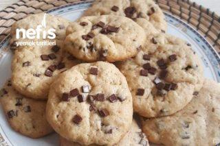 Cookies (Amerikan Kurabiyesi) Tarifi