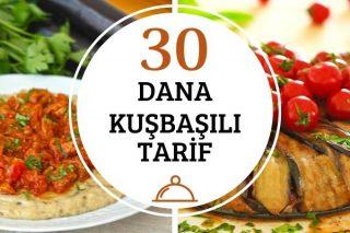 Dana Kuşbaşı Yemekleri: 30 Şahane Tarif Tarifi