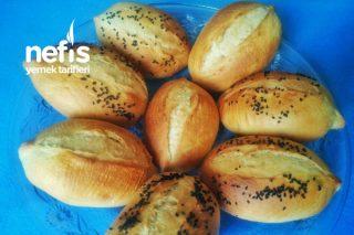 Dışı Çıtır İçi Yumuşacık Küçük Ekmekçikler Tarifi