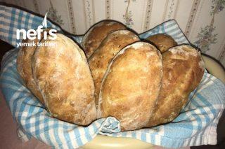 Evde Çıtır Çıtır Ekmek Tarifi (Videolu)