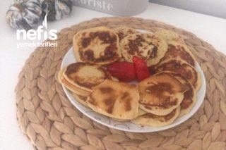 Kahvaltıların Tatlısı Pankek Tarifi
