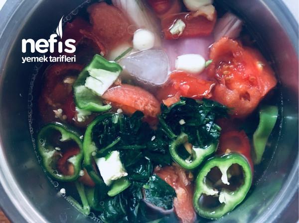 Kolay Ve Sağlıklı Sebze Çorbası