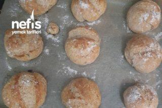Mini Tam Buğday Ekmeği Tarifi