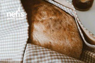 Mis Gibi Ev Yapımı Ekmek Tarifi