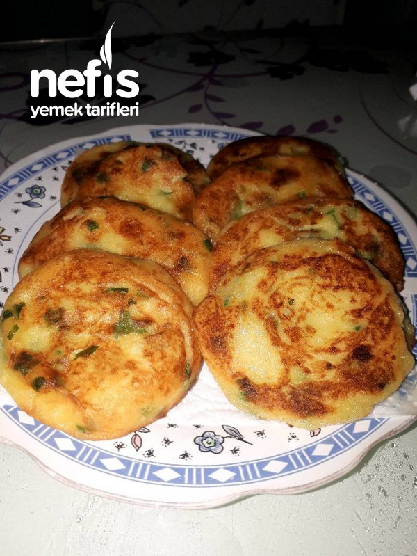 Patates Köftesi (Bebekler İçin)