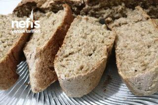 Sağlıklı Ekşi Mayalı Tam Buğday Ekmeği Tarifi
