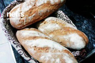 Sütlü Tam Buğday Ekmeği Tarifi
