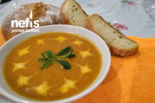 Balkabaklı Sebze Çorbası Tarifi