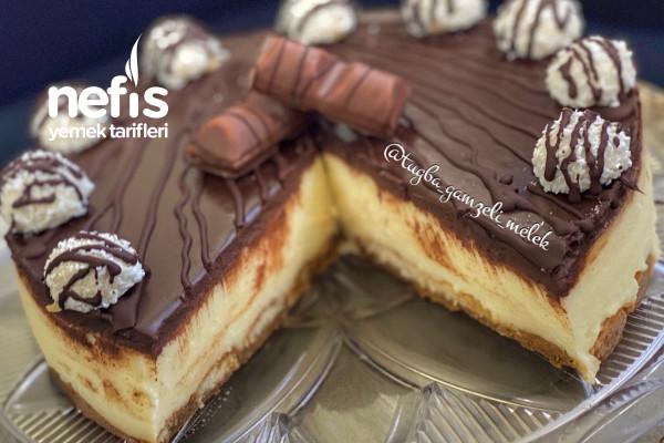 Çikolatalı Sütlü Tatlı Pastası Tarifi