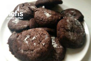 Çikolatalı Yumuşak Kurabiye (Soft Cookie) Tarifi