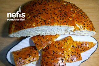 Çörek Tadında Kolay Pamuk Gibi Yumuşacık Ekmek (Videolu) Tarifi