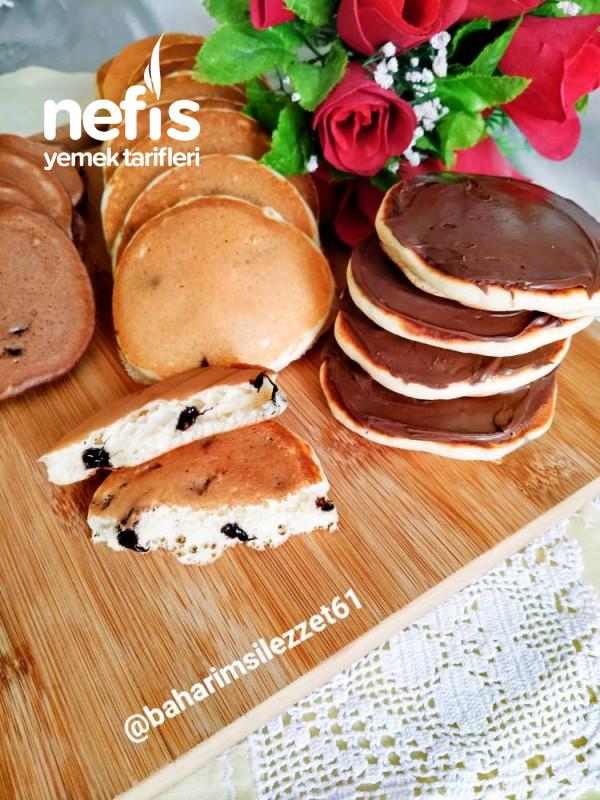 Damla Çikolatalı Pankekim çikolata Aşkına