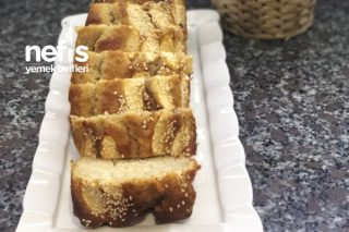 Elmalı Kolay Yumuşak Yedikçe Yediren Kek Tarifi