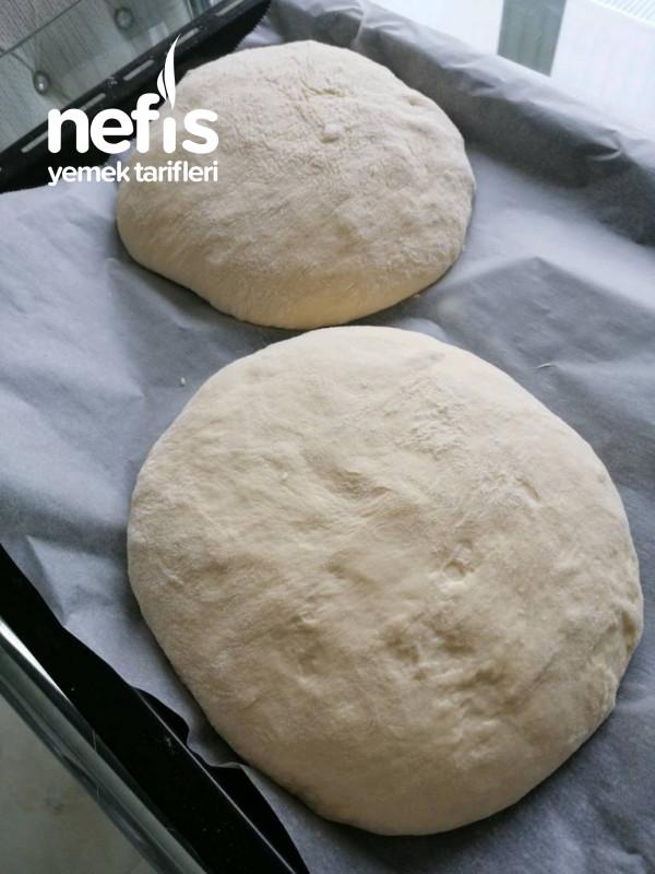 Ev Yapımı Somun Ekmeği (Bolu Yöresine Ait)