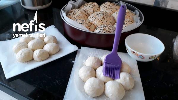 Evde Kal Türkiyem (tarif Benden Ekmek Yapımı Sizden)