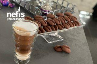 Kahve Çekirdeği Kurabiyesi Tarifi