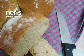 Pamuk Ekmek Yapımı Tarifi