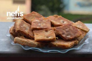 Patatesli Kömbe (El Açması Börek) Tarifi
