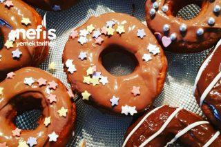 Renkli Donut Tarifi