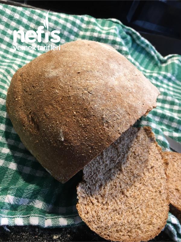 Basit Ve Lezzetli Ekmek